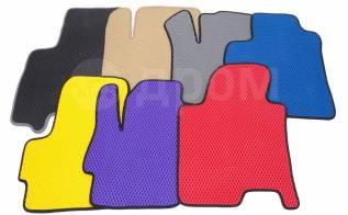 Модельные коврики Ivitex Eva. От производителя. нано ячейка штатные