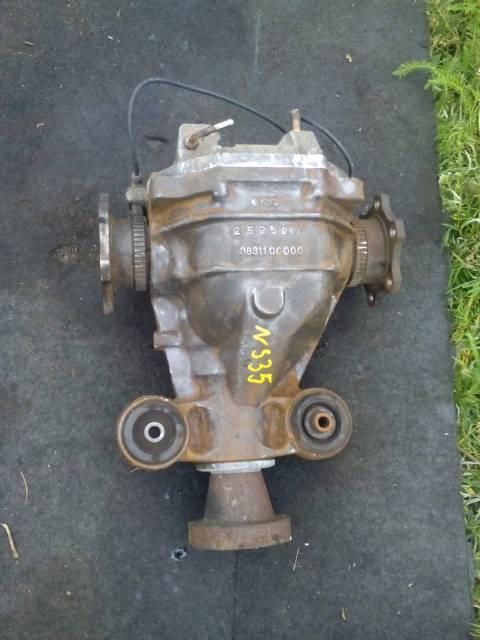 Редуктор. Nissan Skyline, NV35 Двигатель VQ25DD