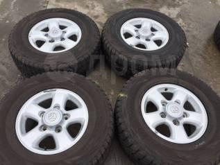 """275/70 R16 Bridgestone Blizzak DM-V1 литые диски 5х150 (L15-1607). 8.0x16"""" 5x150.00 ET60"""