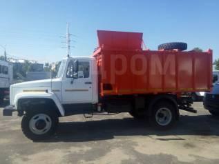 ГАЗ-33086 Земляк. Газ 33086 мусоровоз, 4 400куб. см. Под заказ