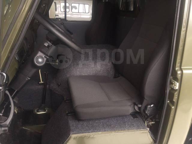 УАЗ 3303. Новый автомобиль УАЗ от компании Бизнесавто, 2 693куб. см., 1 225кг. Под заказ