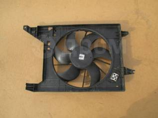 Вентилятор охлаждения радиатора. Renault Logan, L8, LS0G/LS12 Renault Sandero, BS11, BS12, BS1Y Лада Ларгус Двигатели: H4M, K4M, K7J, K7M