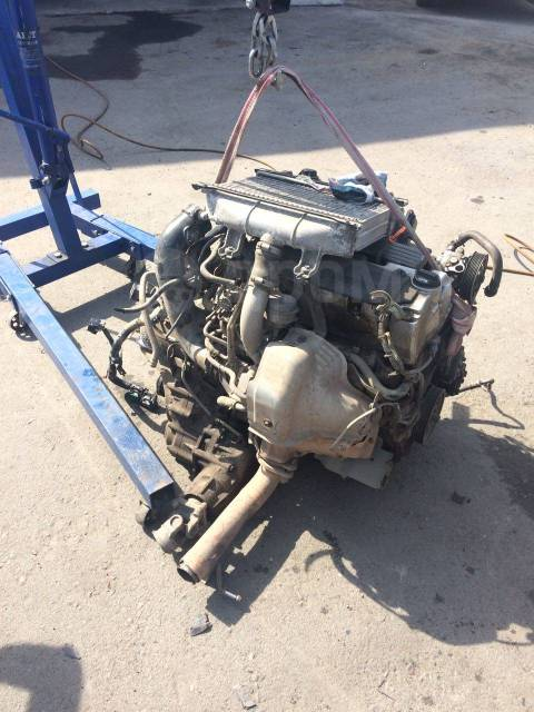 Двигатель в сборе. Acura RDX Двигатель K23A1