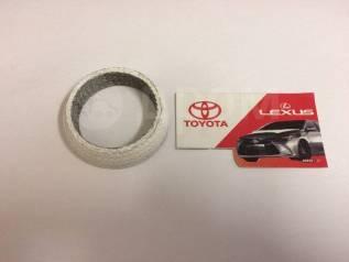 Кольцо глушителя. Toyota: Allion, Platz, Allex, ist, Vios, Avensis, WiLL Vi, Corolla, Probox, Yaris Verso, Raum, Opa, Avanza, Echo Verso, Matrix, Volt...