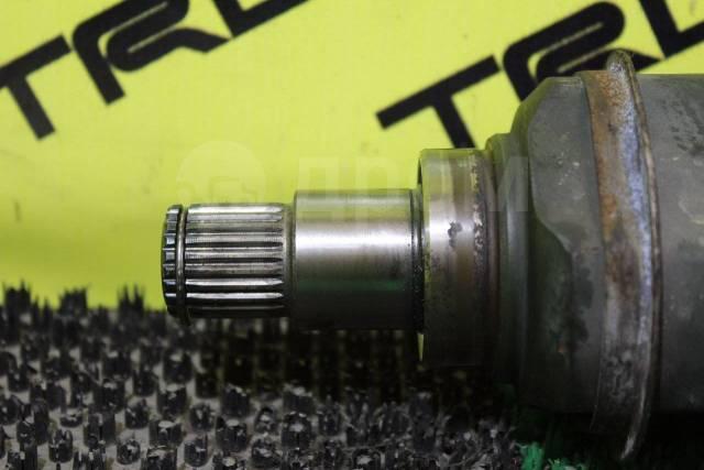 Привод, полуось. Daihatsu YRV, M201G Двигатель K3VET