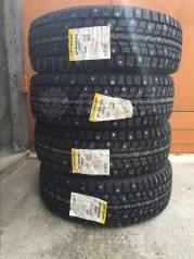 Dunlop SP Winter ICE 01. Зимние, шипованные, 2017 год, без износа, 4 шт