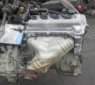 Двигатель в сборе. Toyota Prius, NHW10 Двигатели: 1NZFXE, 2ZRFXE, 5ZRFXE