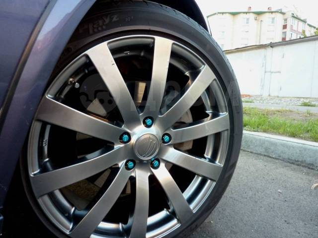 "Bridgestone BEO. 7.5x18"", 5x114.30, ET48"