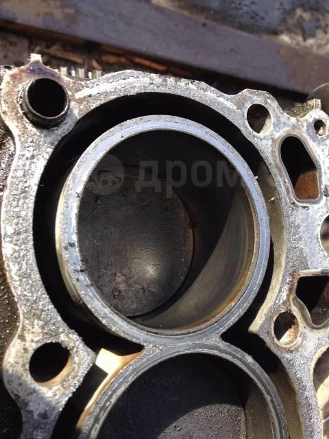 Блок цилиндров. Nissan Micra, K11E Nissan March, K11 Двигатели: CG10DE, CG13DE, CGA3DE, TD15