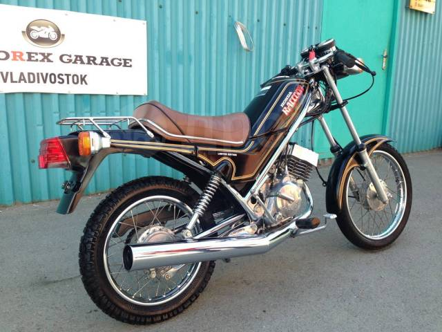 Honda Raccoon 50, 1980. 49 куб. см., исправен, без птс, без пробега