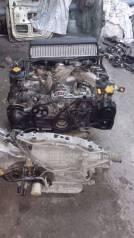 Двигатель в сборе. Subaru Forester, SG, SG5