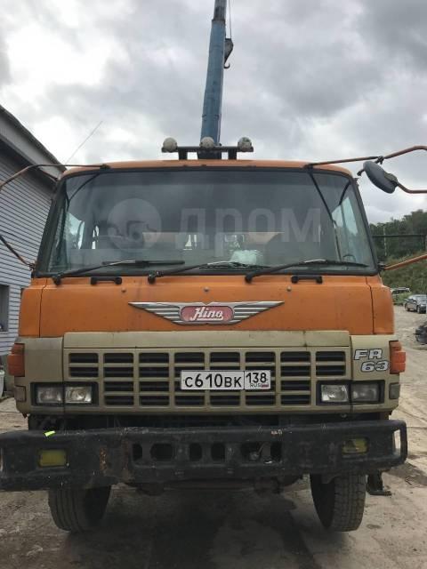 Hino Ranger. Продаётся грузовик , 17 000куб. см., 15 000кг., 6x2