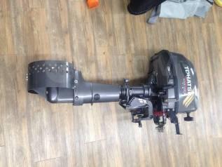 Tohatsu. 5,00л.с., 4-тактный, бензиновый, нога S (381 мм)