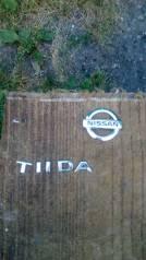 Логотипы. Nissan Tiida Nissan Latio