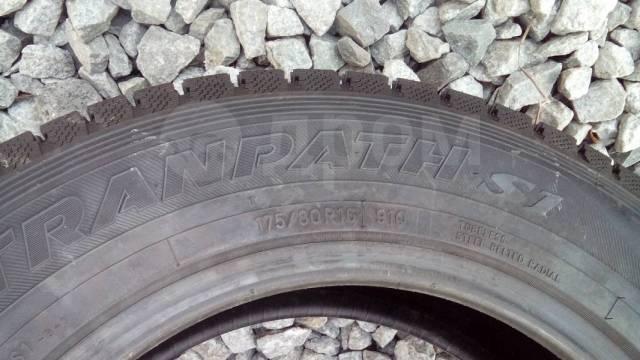 Toyo Tranpath S1. Зимние, без шипов, 2015 год, без износа, 4 шт