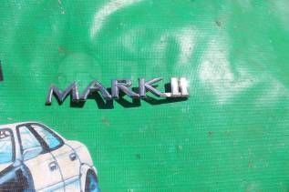 Эмблема. Toyota Mark II, JZX110