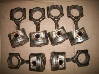 Поршень. Toyota: Crown Majesta, Mark II Wagon Blit, Crown, Verossa, Mark II, Cresta, Progres, Brevis, Chaser Двигатели: 1JZFSE, 1JZGE