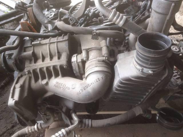 Двигатель в сборе. Mercedes-Benz C-Class, W203 Двигатель M271E18ML