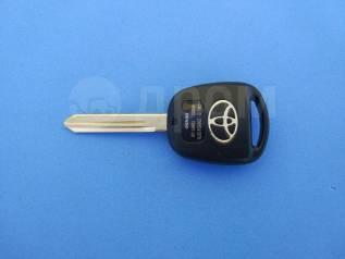 Заготовка ключа. Toyota Corolla, CDE120, CE120, NDE120, NZE120, ZRE120, ZZE120, ZZE120L