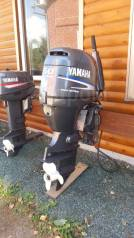 Yamaha. 50,00л.с., 4-тактный, бензиновый, нога S (381 мм), 2005 год год