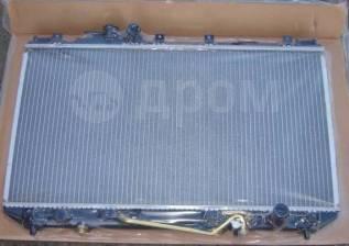 Радиатор охлаждения двигателя. Toyota Vista, SV40, SV43 Toyota Camry, SV40, SV43 Двигатели: 3SFE, 4SFE