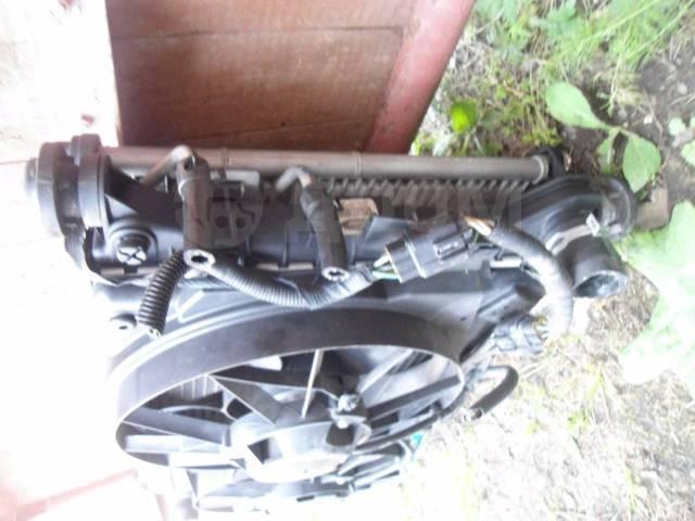 Радиатор охлаждения двигателя. Ford Focus, CAK