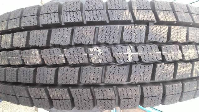 Dunlop. Зимние, без шипов, 2013 год, без износа, 2 шт