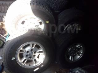 """Продам комплект колес. 8.0x15"""" 6x114.30 ET22 ЦО 72,0мм."""