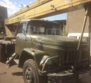 КамАЗ ВС-22. Продам автовышку ВС-22 на базе ЗИЛ-130, 6 000куб. см., 22м.