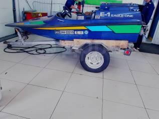 Yamaha. 2010 год год, длина 2,70м., двигатель стационарный, 80,00л.с., бензин