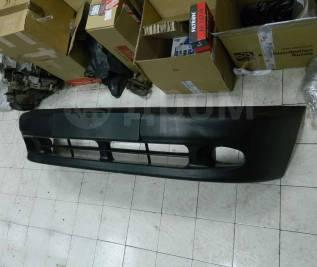 Бампер. Chevrolet Lanos