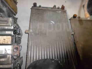 Радиатор охлаждения двигателя. Лада 2112, 2112