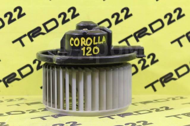 Мотор печки. Toyota: Premio, Corolla Spacio, Allion, Allex, WiLL VS, Corolla Axio, Corolla Verso, Corolla, Opa, Vista, Celica, Wish, Caldina, Vista Ar...