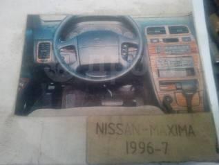 Наклейка. Nissan Maxima