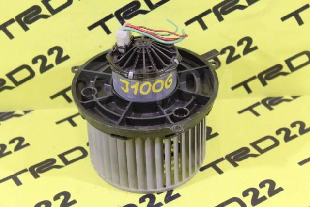 Мотор печки. Toyota Cami, J100E, J102E, J122E Daihatsu Terios Lucia, J111G, J131G Daihatsu Terios, J100G, J102G, J122G Двигатели: HCEJ, K3VE, K3VT, EF...
