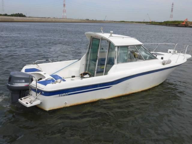 Yamaha FC-24. 2000 год год, двигатель подвесной, 140,00л.с., бензин
