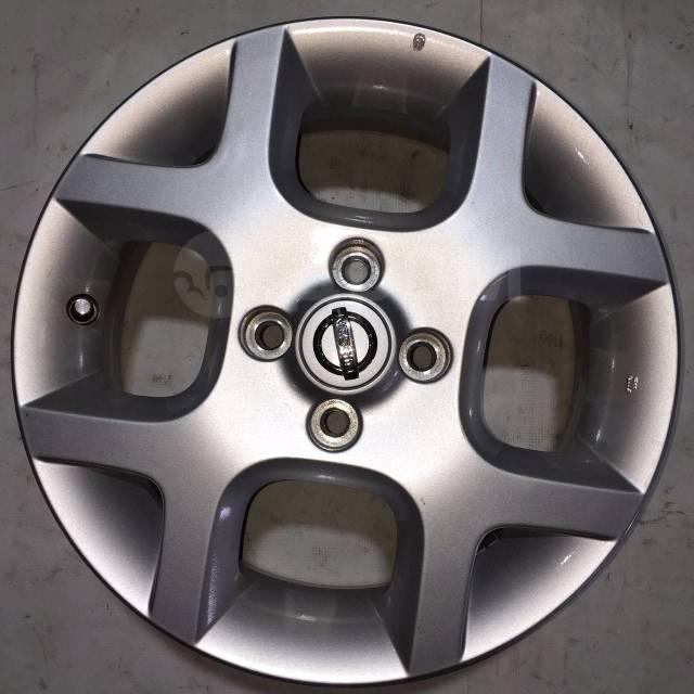 """Nissan. 5.5x15"""", 4x100.00, ET50"""