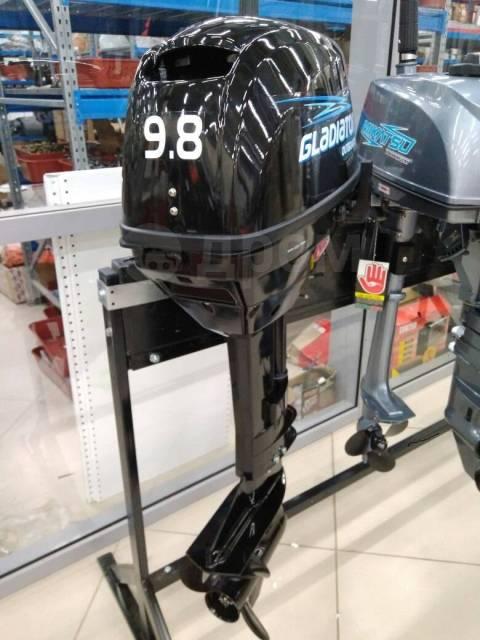 Gladiator. 9,80л.с., 2-тактный, бензиновый, нога S (381 мм), 2017 год год