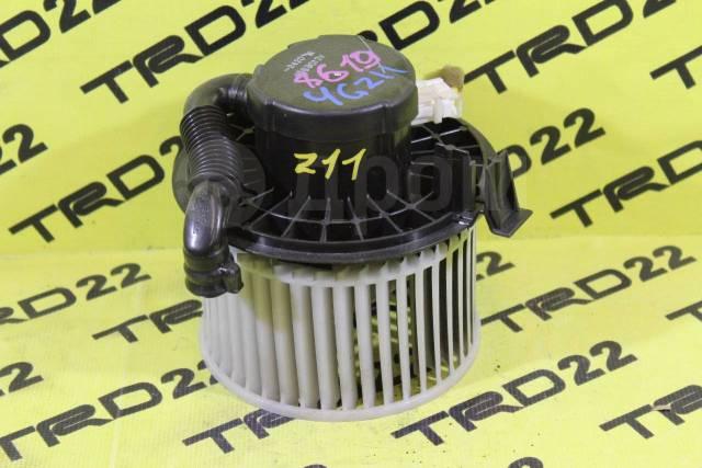 Мотор печки. Nissan: Micra C+C, Cube, Micra, NV200, Cube Cubic, March, Note Двигатели: CR14DE, HR16DE, HR15DE, CG10DE, CG12DE, CGA3DE, CR12DE, K9K, K9...