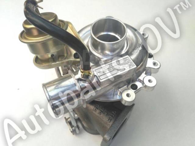 Турбина. Mazda Bongo Friendee, SG5W, SGE3, SGEW, SGL3, SGL5, SGLR, SGLW Mazda Proceed, UF66M, UV56R, UV66R, UVL6R Mazda MPV, GE5P, GE8P, GEEP, GEFP, G...