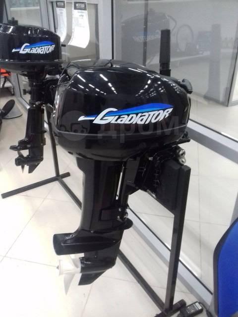 Gladiator. 9,90л.с., 2-тактный, бензиновый, нога S (381 мм), 2017 год год