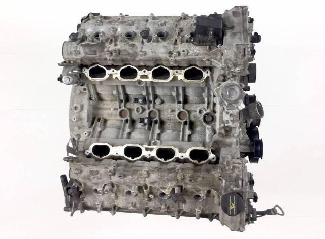 Двигатель в сборе. Mercedes-Benz: S-Class, GL-Class, G-Class, CLK-Class, M-Class, R-Class, CL-Class, E-Class, CLS-Class, SL-Class Двигатели: M273E55...