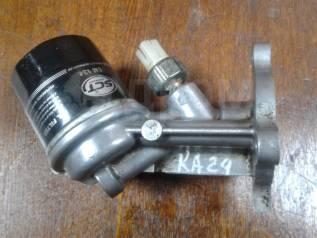 Крепление масляного фильтра. Nissan Prairie, HM11, HNM11, M11 Двигатели: CA20E, CA20S, KA24E