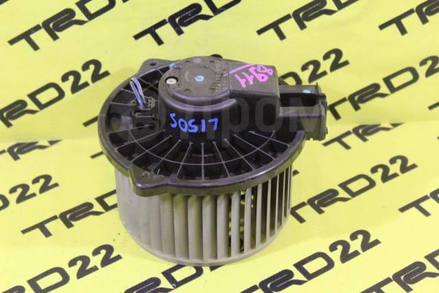 Мотор печки. Daihatsu Move, L150S, L152S, L160S, L175S Двигатели: EFDET, EFVE, JBDET, KFDET, KFVE