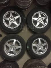 """Продам зимние колёса 175/80/R15. 5.0x15"""" 5x114.30 ET50 ЦО 71,1мм."""
