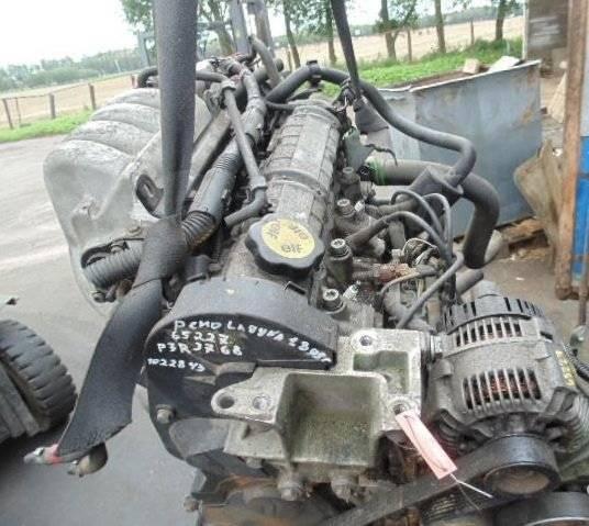 компрессия в двигателе renault f3r