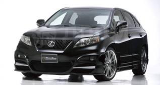 Обвес кузова аэродинамический. Lexus RX350 Lexus RX450h, GGL15, GYL10W, GYL15, GYL15W, GYL16W Двигатель 2GRFXE. Под заказ