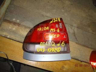Стоп-сигнал. Mazda Efini MS-6