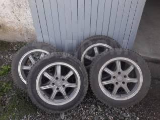 """Комплект зимних колес Continental. x16"""" 5x114.30"""