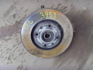 Рычаг, кулак поворотный. Peugeot 308, 4B, 4E Двигатели: 9HZ, DV6CTED4, DW10BTED4, DW10DTED4, EP3C, EP6, EP6C, EP6CDT, EP6DT